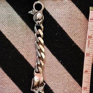 Chromehearts x rollingstones bracelat